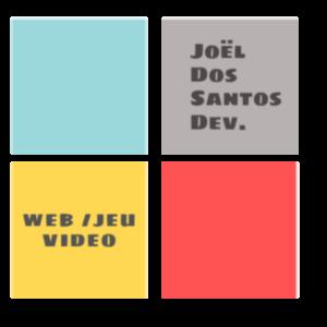 Joël Dos Santos, Développeur Web & Jeux vidéo